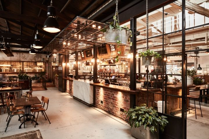 Designed by studio y the space is considered in approach