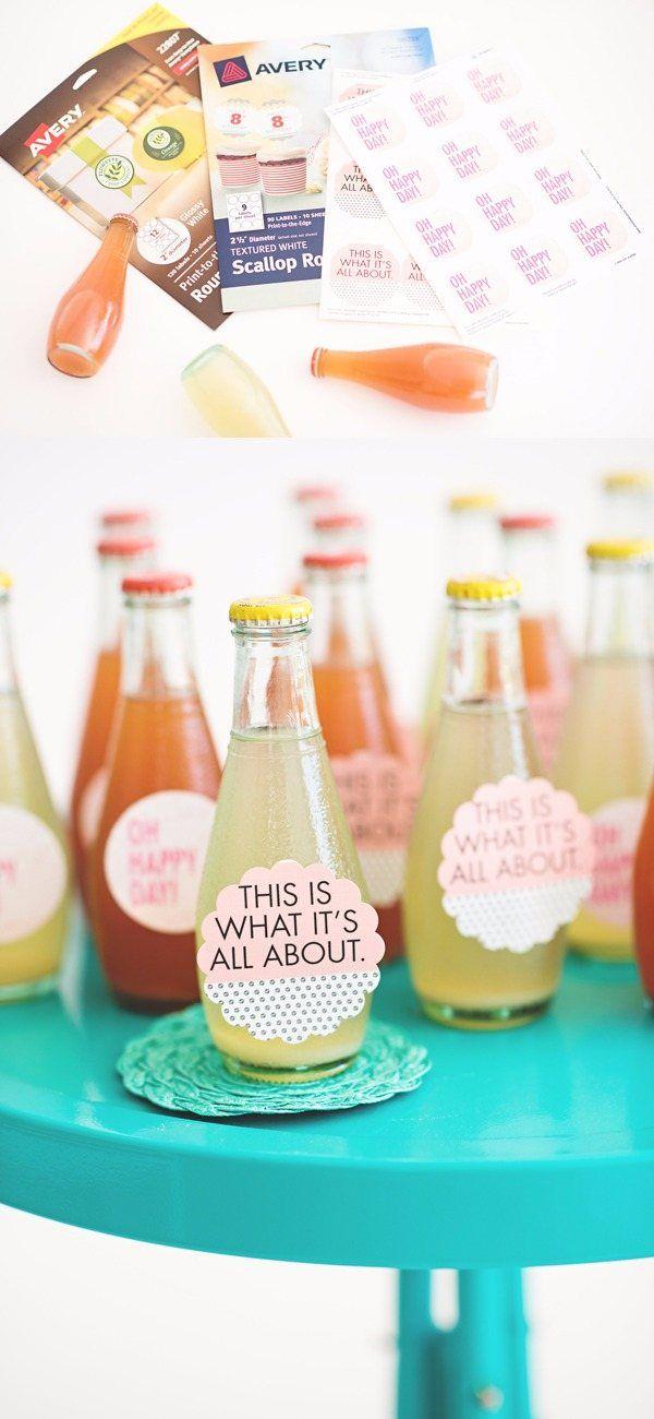 diy decoracin para botellas