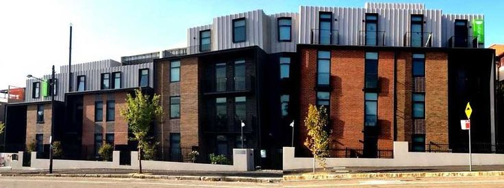 Infinity-constructions-urbanest-glebe - used Ritek Wall Systems for this striking project which consisted of student accommodation.