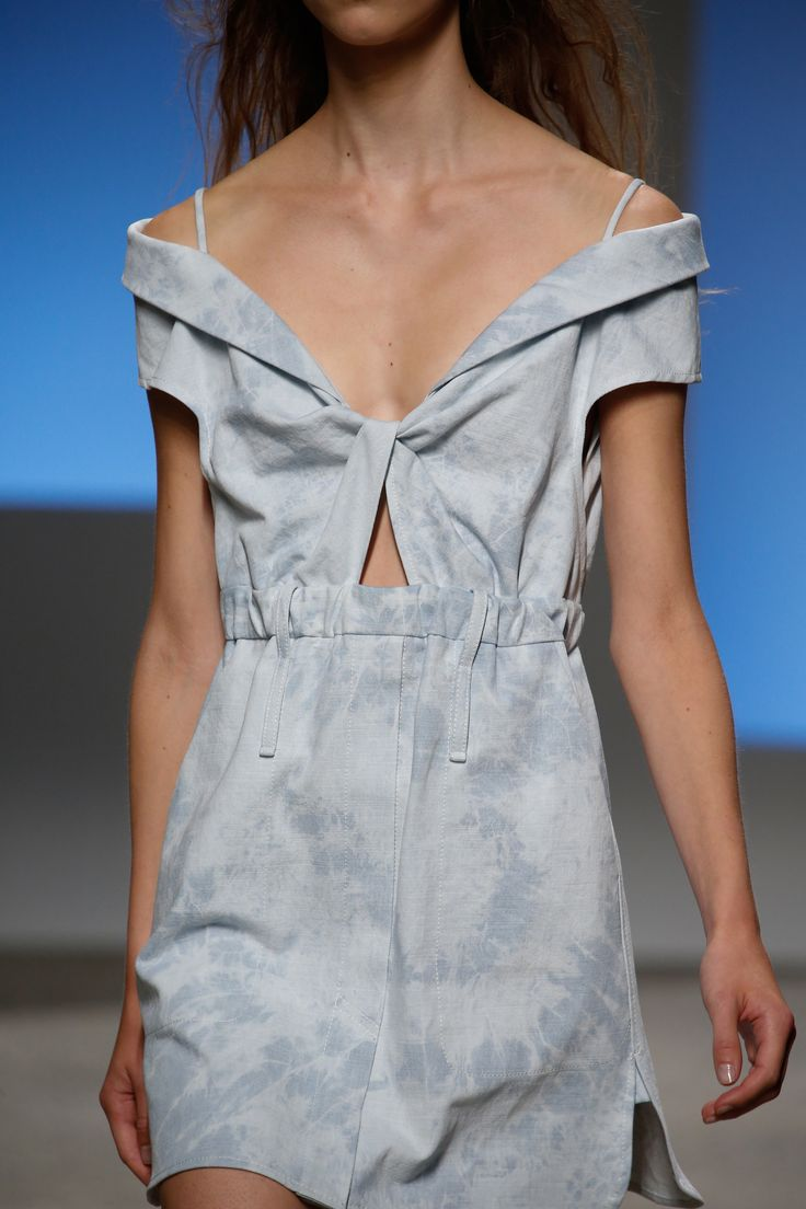 Thakoon Spring 2016 Ready-to-Wear Fashion Show - Frederikke Sofie