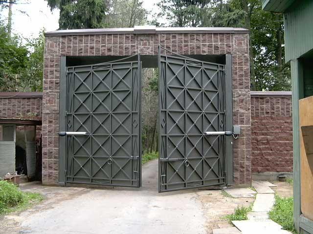 ворота стальные - Поиск в Google
