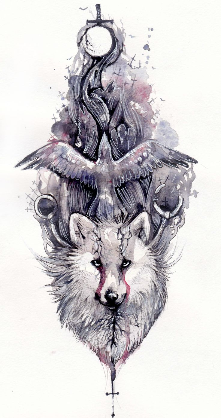 Pin By Argenis On Tats Wolf Tattoos Tattoos Body Art Tattoos