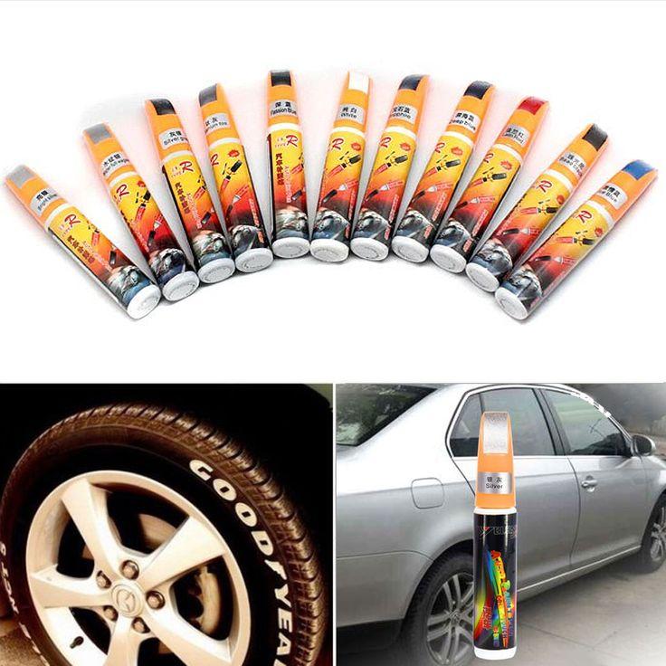 HUANLISUN Reparación del rasguño del coche pluma de la reparación Clara Para Las Opciones Hyundai VW Mazda Toyota Auto Universal del coche pintura