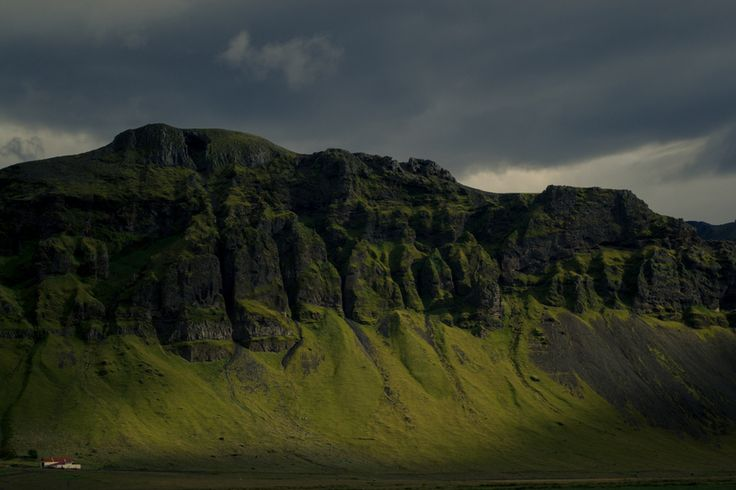 Stunning Iceland scenery, accompanied by a lovely short story, by Luke Barker, at www.tronorphic.com.