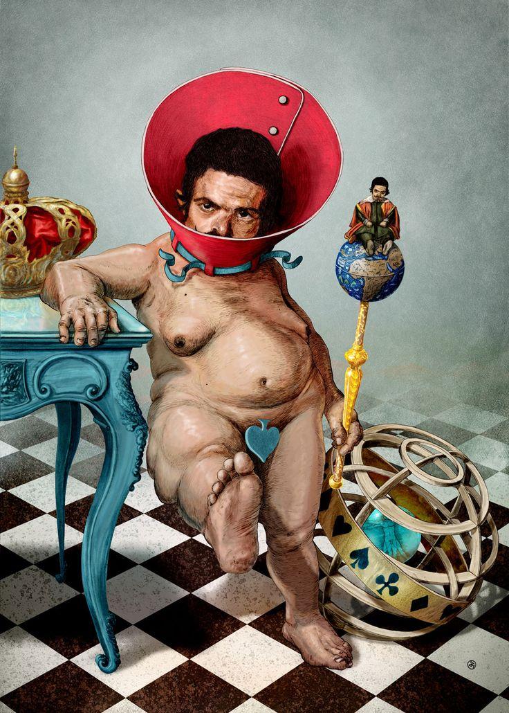 José-Rosero. Ilustradores colombianos