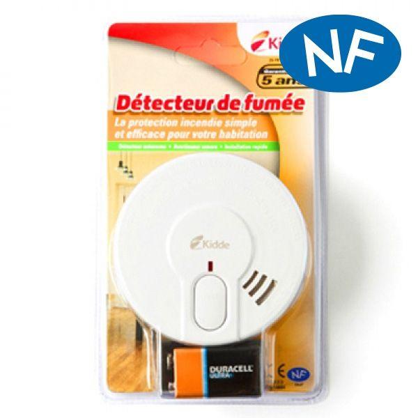 Détecteur de fumée Kidde 29-FR