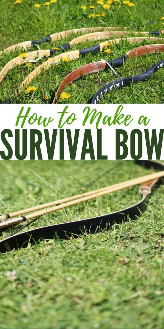 25 best survival bow ideas on pinterest zombie survival for Survival fishing games