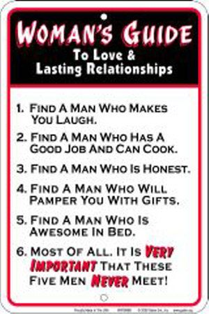 funny quotes about men and women relationships | Just ...