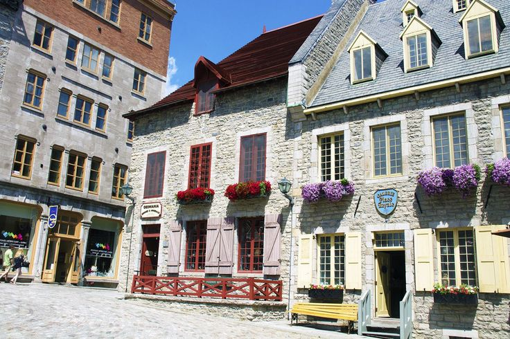 20  Things To Do In Quebec City For First-Timers - WANDER AROUND THE OLD PORT MARKET  If you're indeed a foodie yourself, why not take some time to visit Quebec City's busy market? Sample local products such as ice wines, terrines, fresh blueberry juice, maple syrup, and mingle with locals in this waterfront thoroughfare. If the weather is on your side, get a few of your preferred indulgences and head outside for a waterfront picnic near the marina.