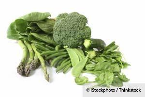 Los Vegetales de Hojas Verdes Esenciales para la Regulación Inmune y la Resolución Tumoral