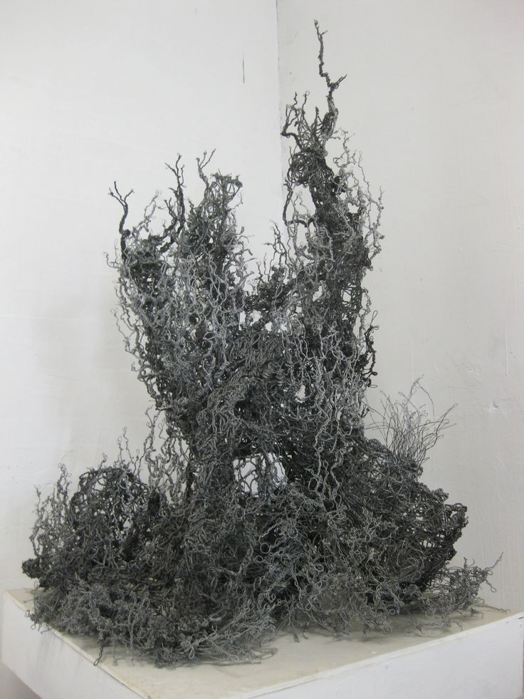 Image result for number 8 wire sculptures