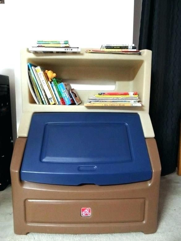 Perfect Step 2 Toy Box With Bookshelf Pics Idea Step 2 Toy Box With Bookshelf And Step 2 Bookcase Wh Toy Box With Bookshelf Toy Bin Organizer Toy Organization