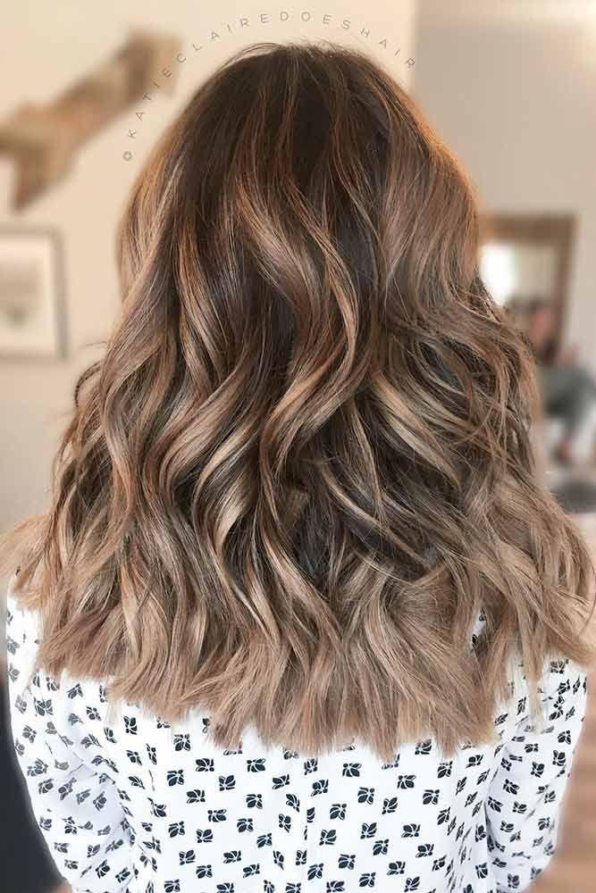27 Cute Ideas To Spice Up Light Brown Hair Hair Hair Brown Hair