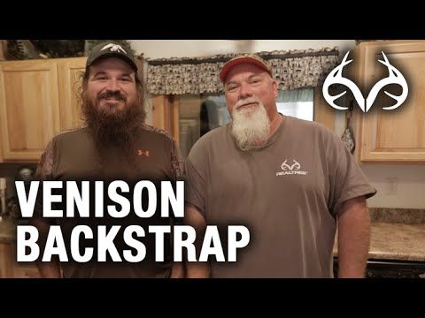 how to cook deer backstrap