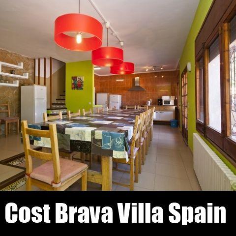 luxury villas in costa brava