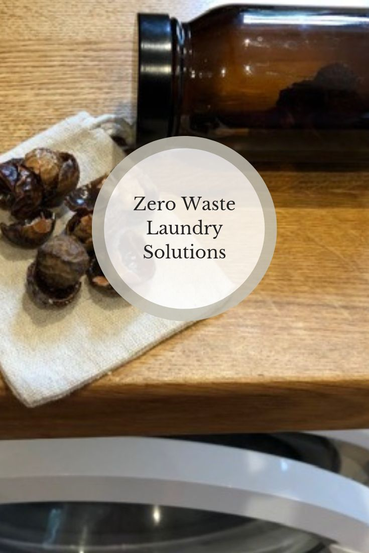 Zero Waste Laundry Homemade Cleaning Products Natural Cleaning