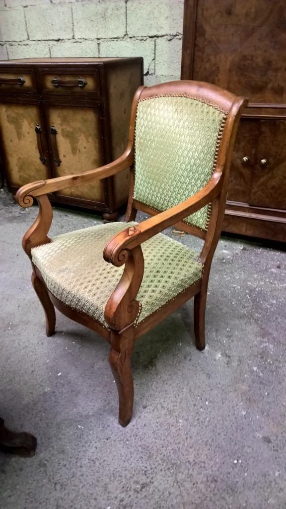 M s de 1000 ideas sobre fauteuil ancien en pinterest sillones salon esth t - Canape cinna d occasion ...