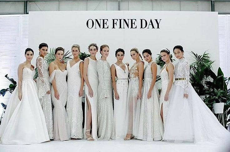So honoured to have been next to some of the industry's finest in the @onefinedayweddingfairs runway show this weekend! Check out our Insta story for some BTS