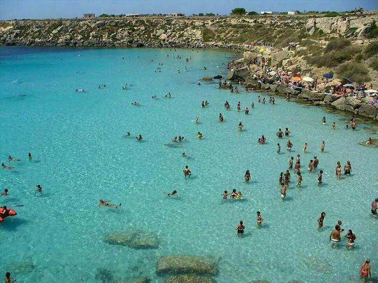 Isola di Favignana,Sicilia, Italia