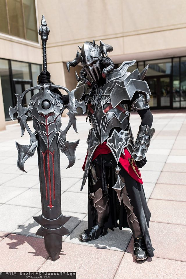 343 best images about Cosplay on Pinterest   Armors, Devil ...