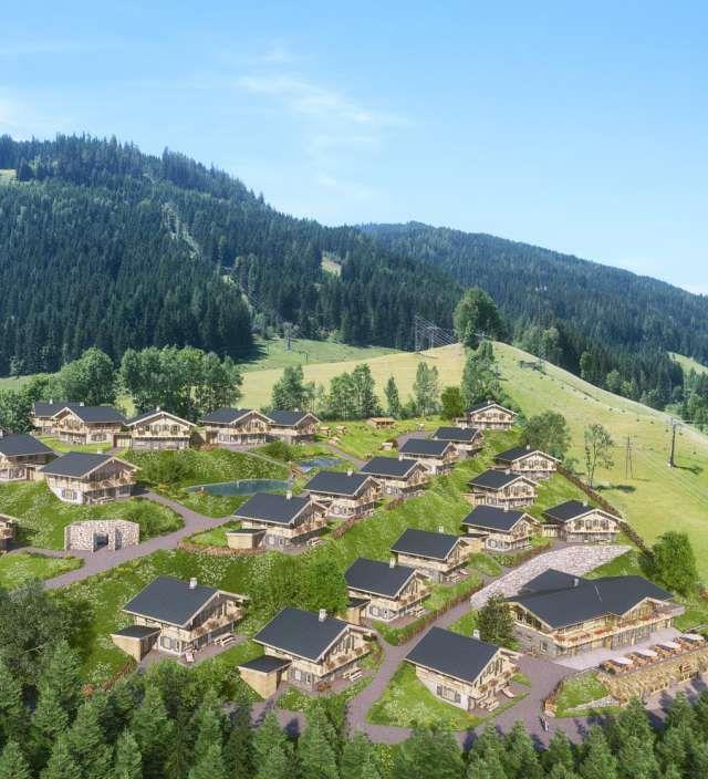 Luxurioses Alpen Chalet Kaufen Urlaub Alpen