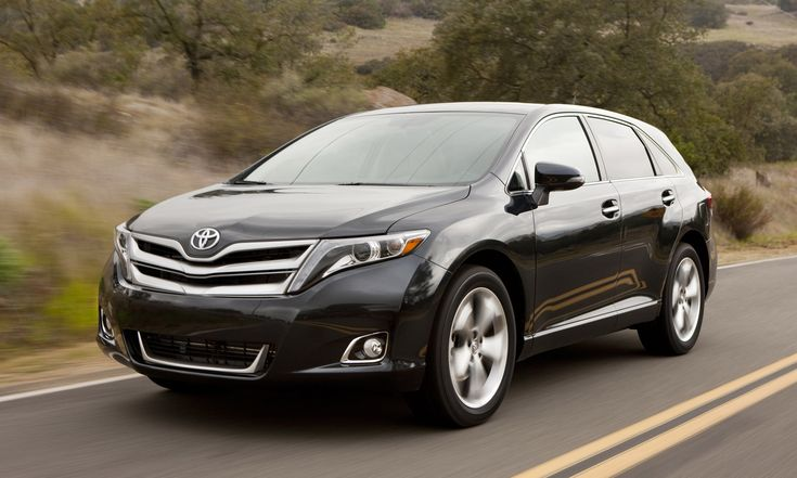 Awesome Toyota Venza 2016