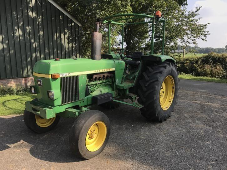 ≥ John Deere 3130 met hydraulisch defect - Agrarisch | Tractoren - Marktplaats.nl