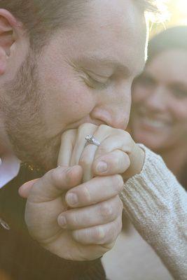Southeastern Wisconsin Photographer - Bretari Photography - Engagement Pose