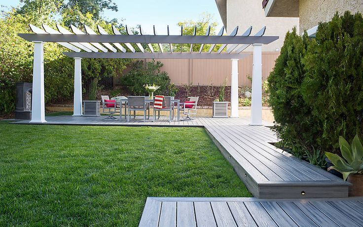 Trex Transcend Composite Decking Requires Virtually No Maintenance, Leaving  You With More Time To Enjoy