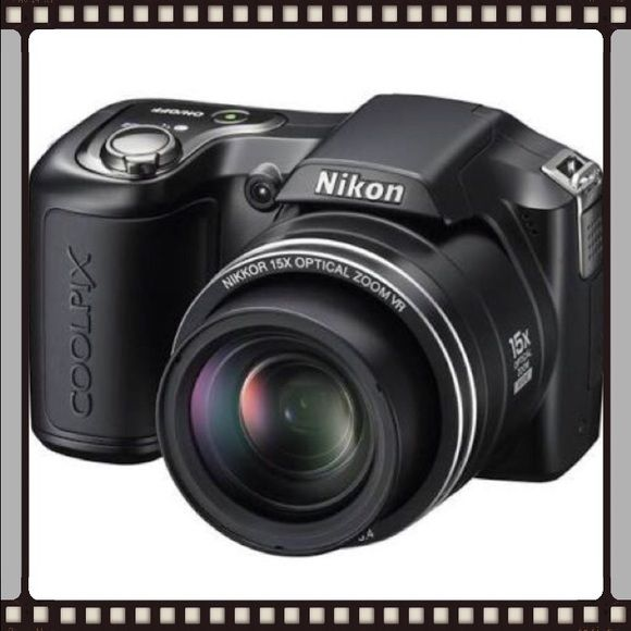 Nikon Coolpix L100 10.0 MP Digital Camera Original box. Never used. Perfect condition! 15x optical zoom. 10 megapixel Nikon Other