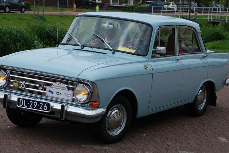 1969 - Moskvitch Limousine (2)