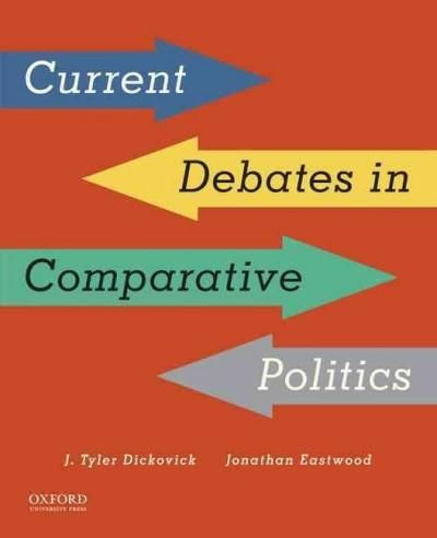 Current Debates in Comparative Politics