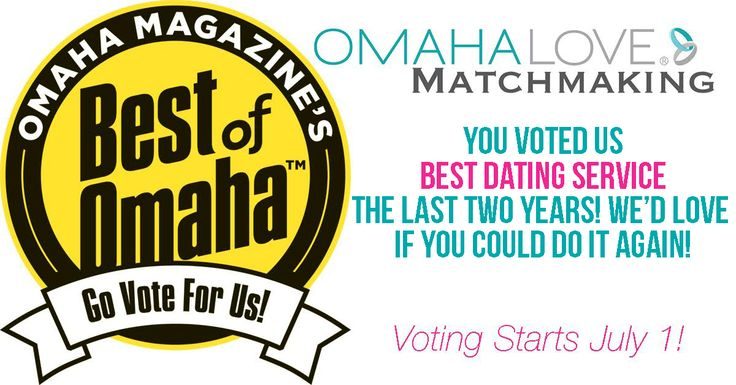 Hey #Omaha! Voting for Omaha Magazine's 2018 #BestOfOmaha contest begins Saturday, July 1st. We'd love to have your vote for the third year in a row!