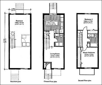 Fine Low Income Housing Floor Plans Senior Apartments