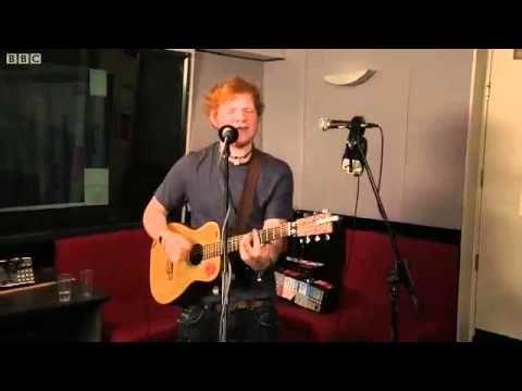 Ed Sheeran Frank Ocean Swim Good BBC Radio 1 Live Lounge 2011