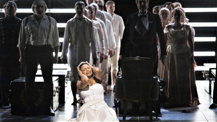 "Theater Duisburg: Zum Jahresbeginn Verdis ""Aida"""