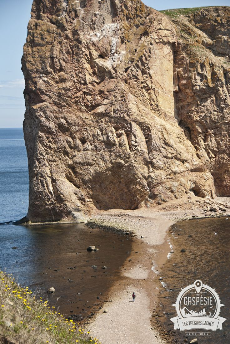 Promenade au Rocher Percé Photo : Tommy Ferlatte