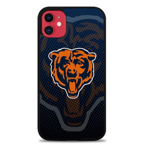 Chicago Bears X00386 Iphone 11 Case In 2020 Iphone 11 Iphone Case
