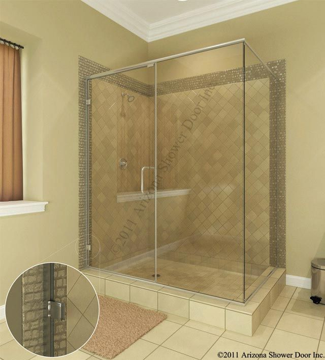 1000+ images about Arizona Shower Doors on Pinterest | Magnetic ...