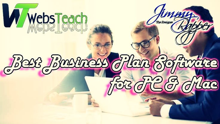 Best Business Plan Software for PC & Mac - http://www.websteach.com/best-business-plan-software-for-pc-mac/ Best Business Plan Software for PC & Mac  Starting a fresh business in 2015? With no business plan, it's going to become hard for you to get financing or buyers to back your own dream. But writing a profitable business plan from scratch may be difficult, particularly for those who have never ... #BestBusinessPlanSoftwareForPCMac, #Computer, #ComputerSoftware