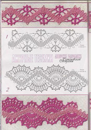 bruge lace crochet | Bruges lace