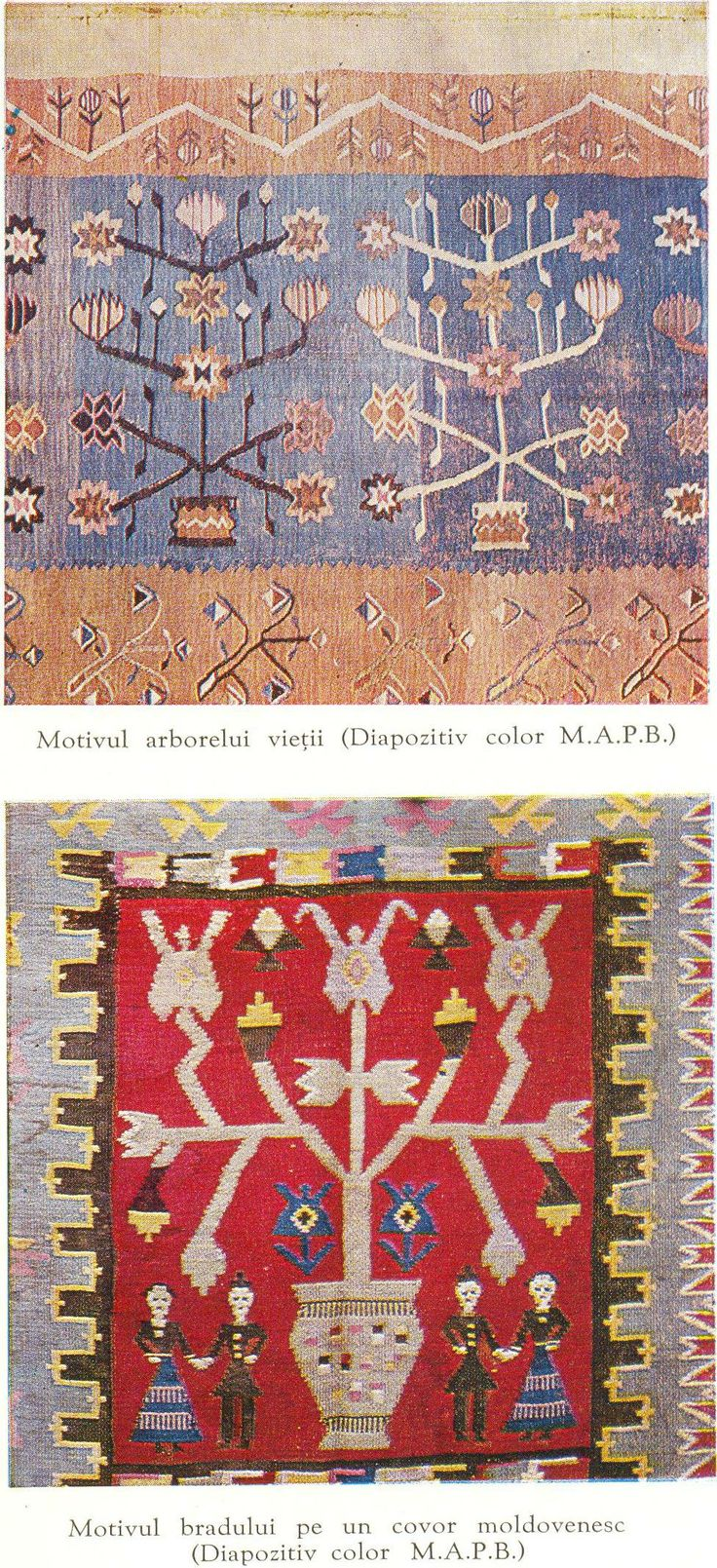 traditional tapestry and carpets - Moldova