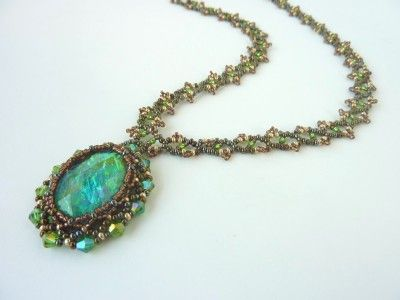 239 best Beadwork FREE necklace patterns images on Pinterest