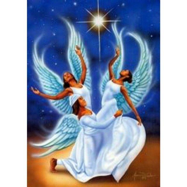 #PicOfTheDay #BlackAngels #love #BlackArt #beauty #harmony #Smile4Deb #peaceful