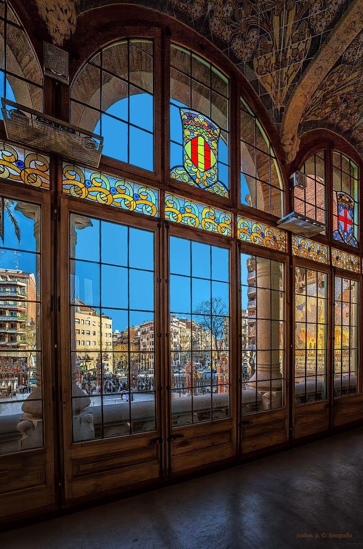 From the gallery | Hospital de la Santa Creu i Sant Pau, Barcelona (Catalonia)