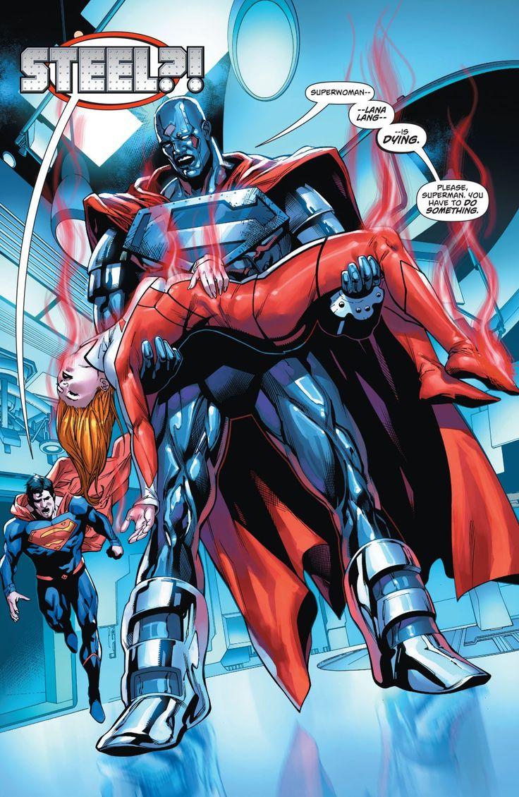 Лоис Лейн займется разгадкой тайны Кларка Кента, который не Супермен - Изображение 3