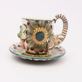 Ardmore Elephant Expresso Cup
