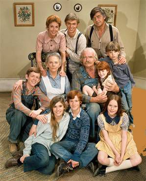 The Waltons My personal ALL time favorite. TV watching was never quite the same when this one ended..