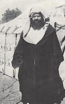 Mulai Ahmed er Raisuli, the last of the Barbary Pirates.