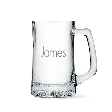 Engravable Beer Mug from The Know